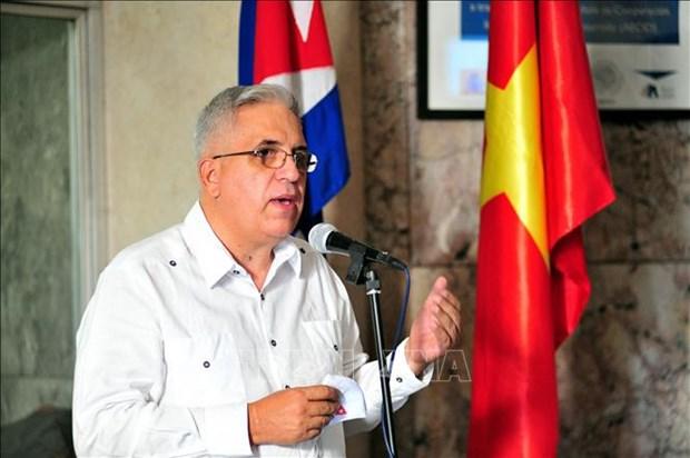 越南与古巴团结关系60周年图片展开展 hinh anh 2