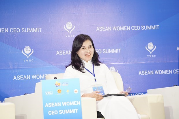 东盟女企业家峰会在河内举行 hinh anh 2