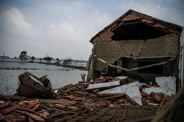 越南筹集4000万美元用于洪水防御实施计划 hinh anh 2