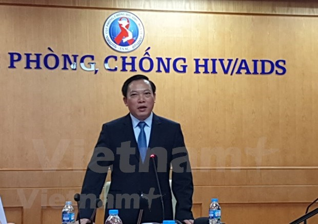越南力争于2030年终结艾滋病流行 hinh anh 2