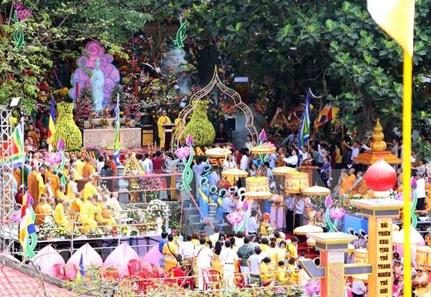 观世音-五行山庙会成为越南国家级非物质文化遗产 hinh anh 2