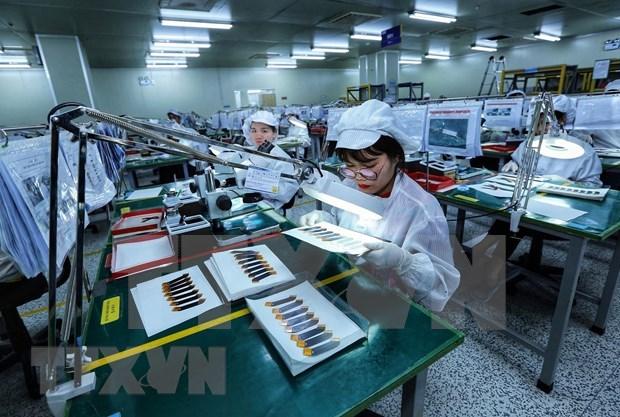 越南——电子制造业的新投资目的地 hinh anh 1