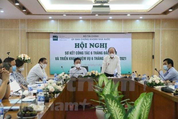 越南股市增长位列全球第二 hinh anh 1