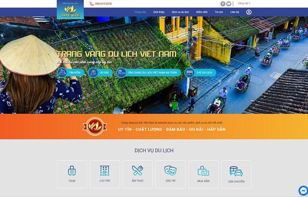 越南旅游业如何在新背景下推进数字化转型 hinh anh 1
