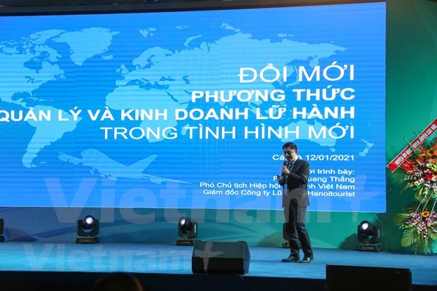 越南旅游业如何在新背景下推进数字化转型 hinh anh 2