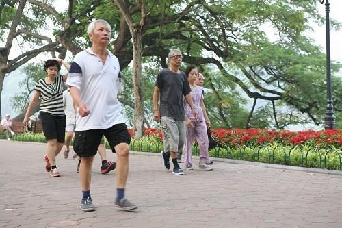 提高老龄人口生活质量 确保合理的人口规模 hinh anh 1