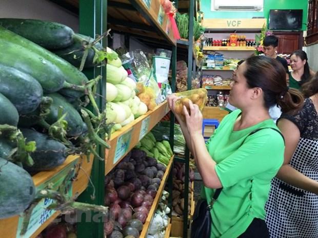 为农产品进入现代零售渠道铺平道路 hinh anh 2