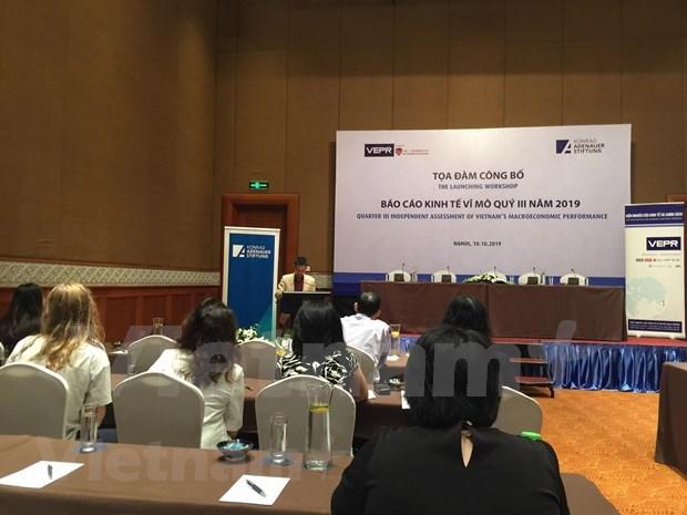 2019年越南经济增速有望超额完成既定目标 hinh anh 2