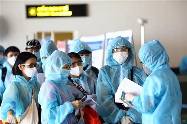 新冠肺炎疫情:26日越南无新增确诊病例 累计治愈病例999例 hinh anh 1