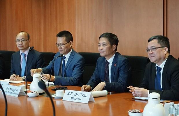 越南将优先进行能源转型 实现可持续发展 hinh anh 2