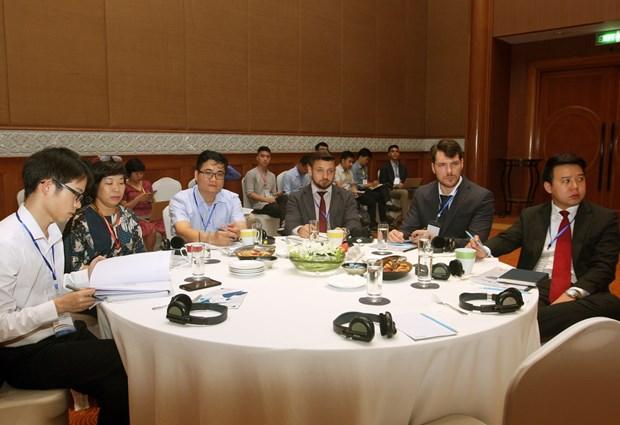 第五次海洋对话: 东海问题中的东盟合作 hinh anh 2