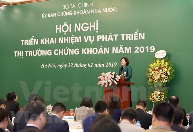 越南证券市场呈现出快速发展趋势 市场流动性得到显著改善 hinh anh 3