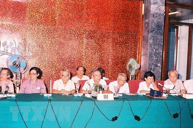 越南通讯社是亚太通讯社组织(OANA)的积极成员 hinh anh 2