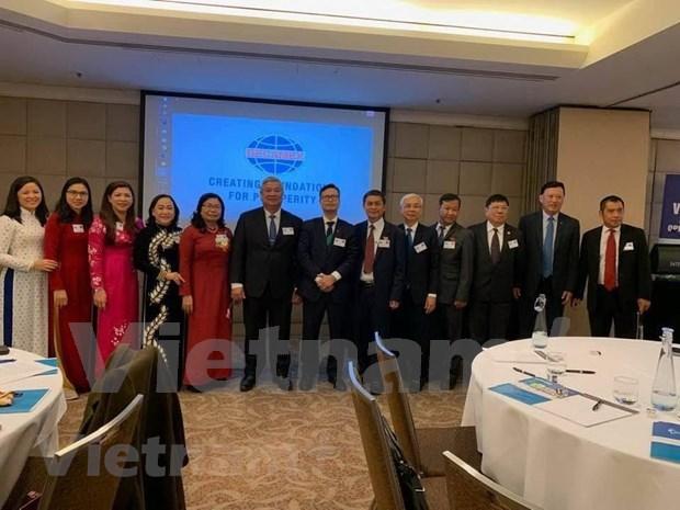 平阳省成为澳大利亚企业的投资乐土 hinh anh 1
