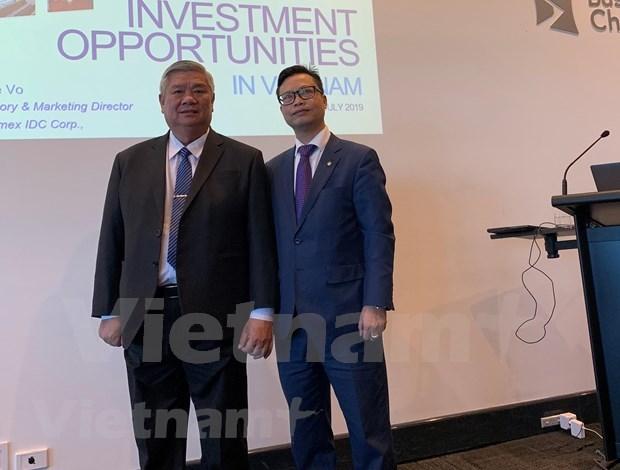 平阳省成为澳大利亚企业的投资乐土 hinh anh 2