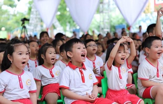 越南小学生超重肥胖率高达29% hinh anh 1