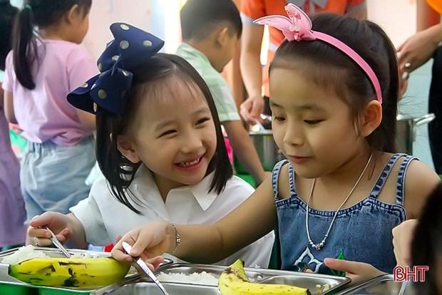 越南小学生超重肥胖率高达29% hinh anh 3