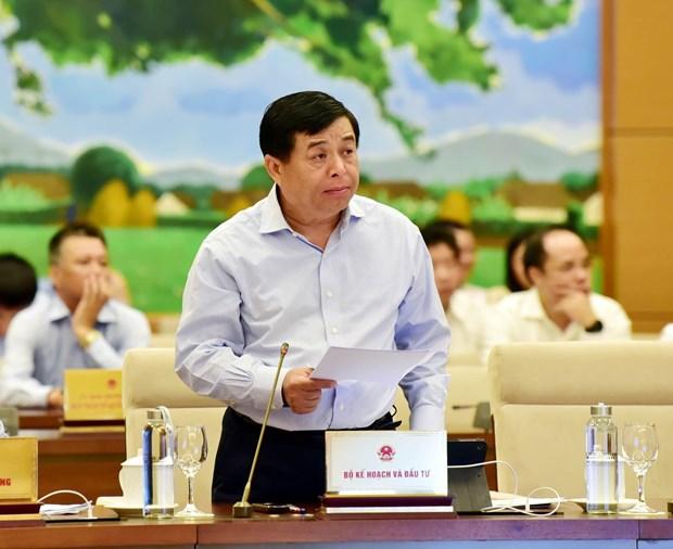 国会常务委员会第38次会议:对影响越南经济社会发展因素进行仔细评估 hinh anh 1