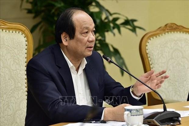 越南大力加快电子政务建设 为政府的指导工作服务 hinh anh 1