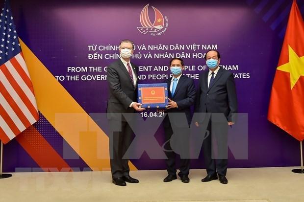 越南与世界各国携手合作抗击新冠肺炎疫情 hinh anh 2