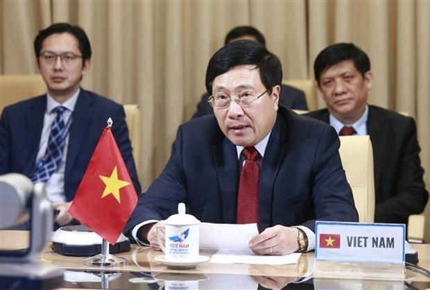 越南与世界各国携手合作抗击新冠肺炎疫情 hinh anh 4