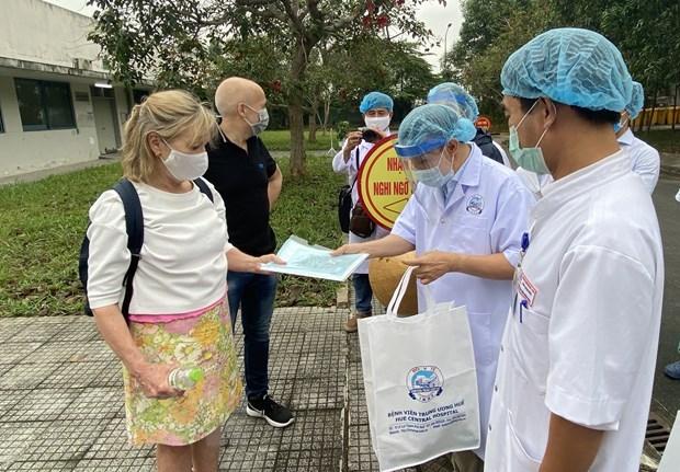 越南与世界各国携手合作抗击新冠肺炎疫情 hinh anh 5