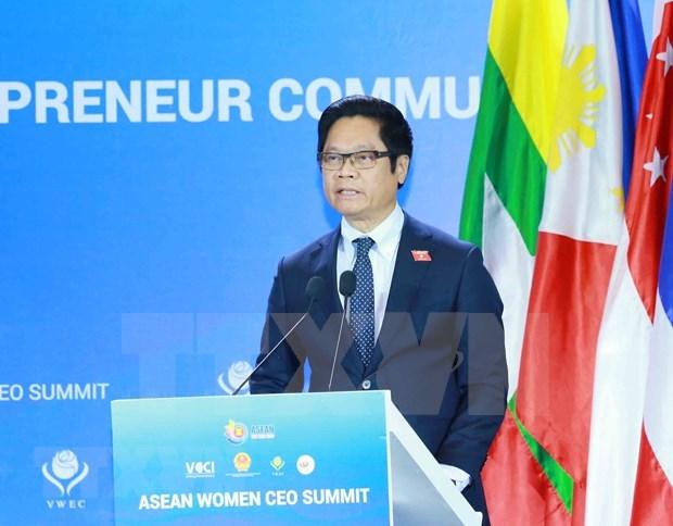 ASEAN 2020:2020年越南商务峰会正式开幕 hinh anh 1
