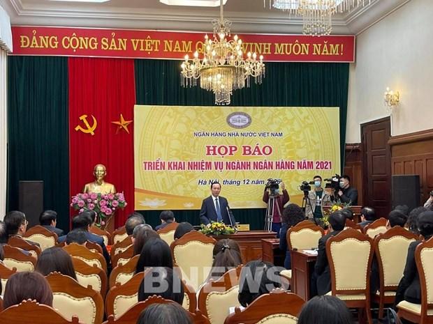 2020年越南信贷增长率预计达11% hinh anh 1