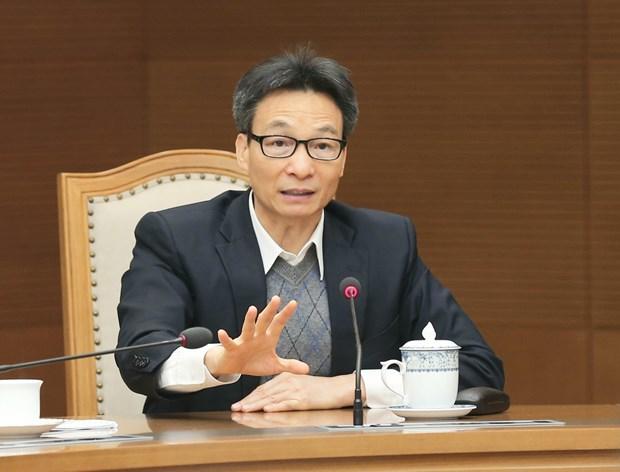 武德儋副总理:使文化遗产成为国家发展的重要力量 hinh anh 1