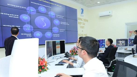 """面向""""越南数字化国家"""":十亿美元企业起主导作用 hinh anh 1"""
