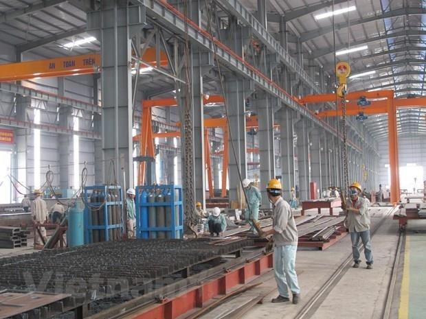越南各工业区朝着可持续发展生态模式转型 hinh anh 2