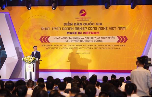 """""""越南制造""""运动为建设繁荣富强的国家注入动力 hinh anh 1"""