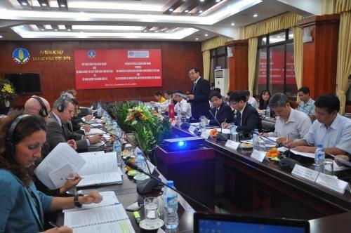 越南与澳大利亚农业高层政策对话会召开 hinh anh 1
