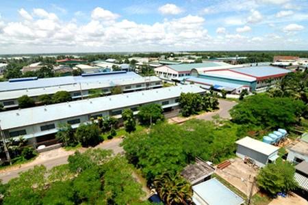 越南北件省发展小型工业区 hinh anh 1