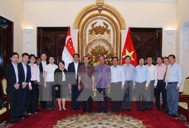 越新两国外交部举行第十次政治磋商会议 hinh anh 1