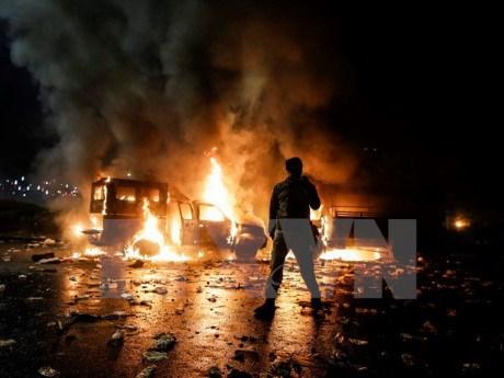 印尼总统下决心阻止极端主义蔓延 hinh anh 1
