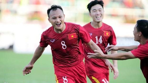 2016年东南亚男足锦标赛:越南队1-0击败马来西亚队 hinh anh 1
