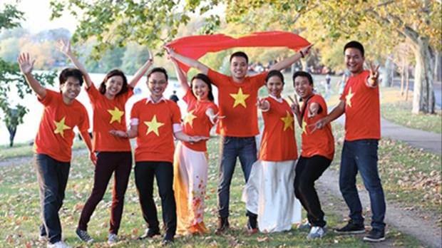 越南在美就读的留学生居世界第六位 hinh anh 1
