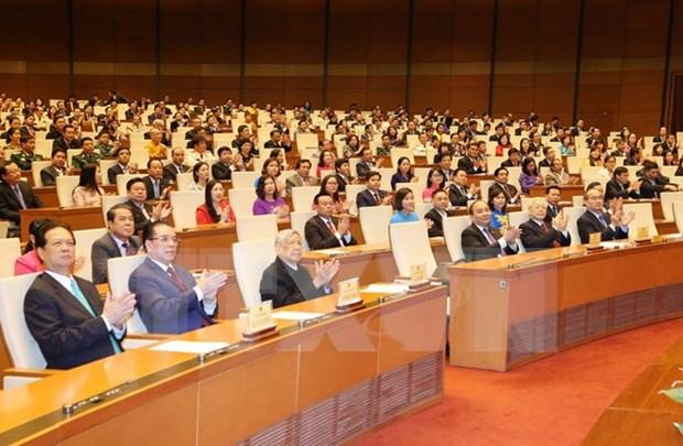 越南第十四届国会第二次会议:充满革新精神的会议 hinh anh 1