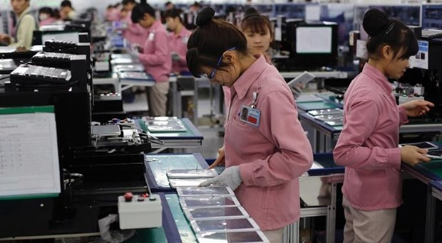 2016年前11个月越南吸引外资达180多亿美元 hinh anh 1
