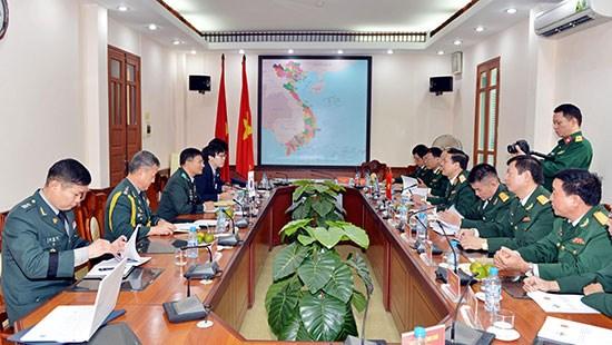 越韩加强防务领域合作 hinh anh 1