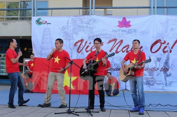 2016年越南文化节在澳大利亚正式拉开序幕 hinh anh 1
