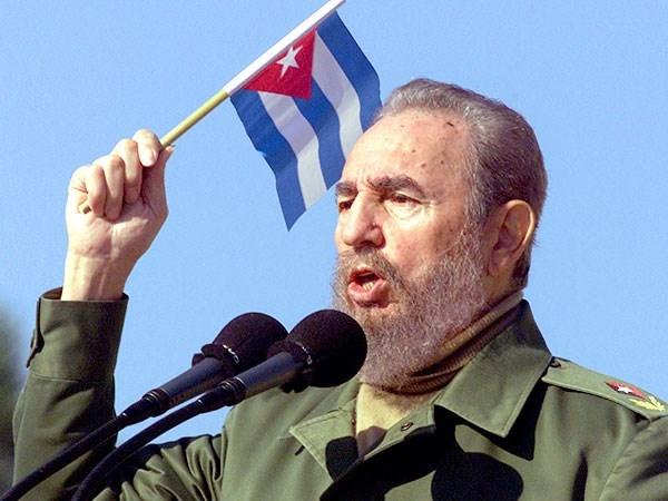 古巴革命领袖菲德尔·卡斯特罗逝世 hinh anh 1