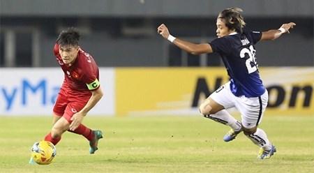 2016年东南亚男足锦标赛:越南队以2比1击败柬埔寨队 hinh anh 1