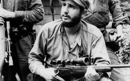 菲德尔·卡斯特罗——越南人民的伟大朋友 hinh anh 1