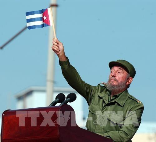 古巴宣布为菲德尔·卡斯特罗逝世哀悼9天 hinh anh 1