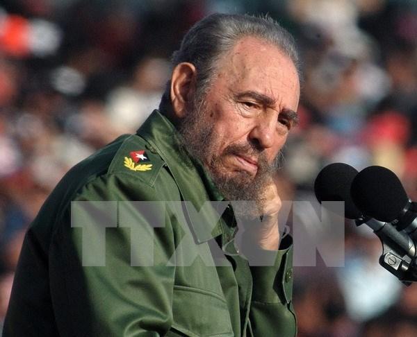 世界多国新闻通讯社对菲德尔·卡斯特罗逝世向古巴人民表示哀悼 hinh anh 1