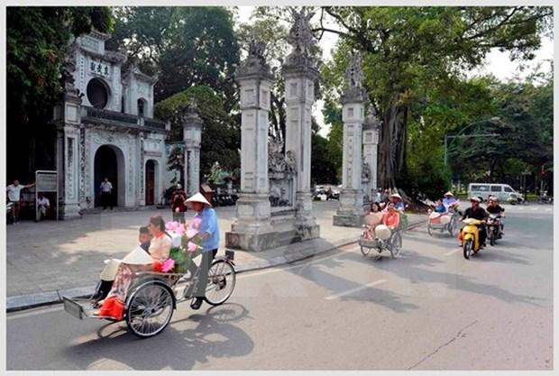 越南成为美国游客青睐的旅游目的地 hinh anh 1