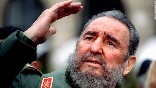 伟大的革命、民族独立及国际精神永不磨灭 hinh anh 1