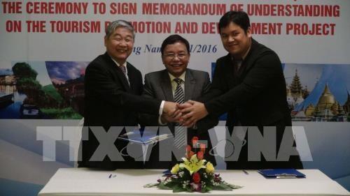 越南广南省与泰国加强旅游合作 hinh anh 1